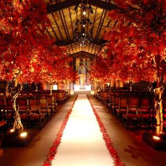 Italian Themed Wedding Ideas
