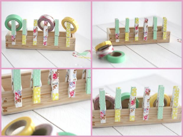 Mansdefada scrap 12 pasos para no parar ideas para decorar con washi tape - Decorar con washi tape ...