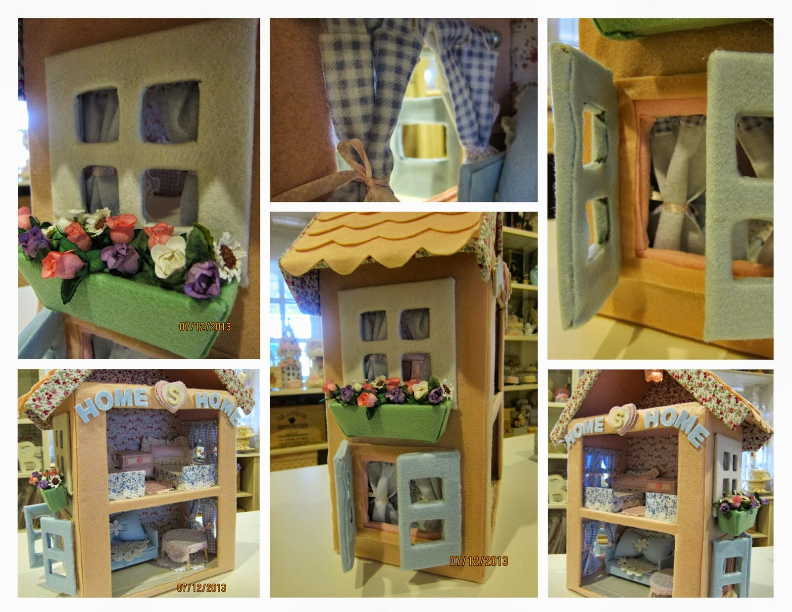 Home Sweet Doll House