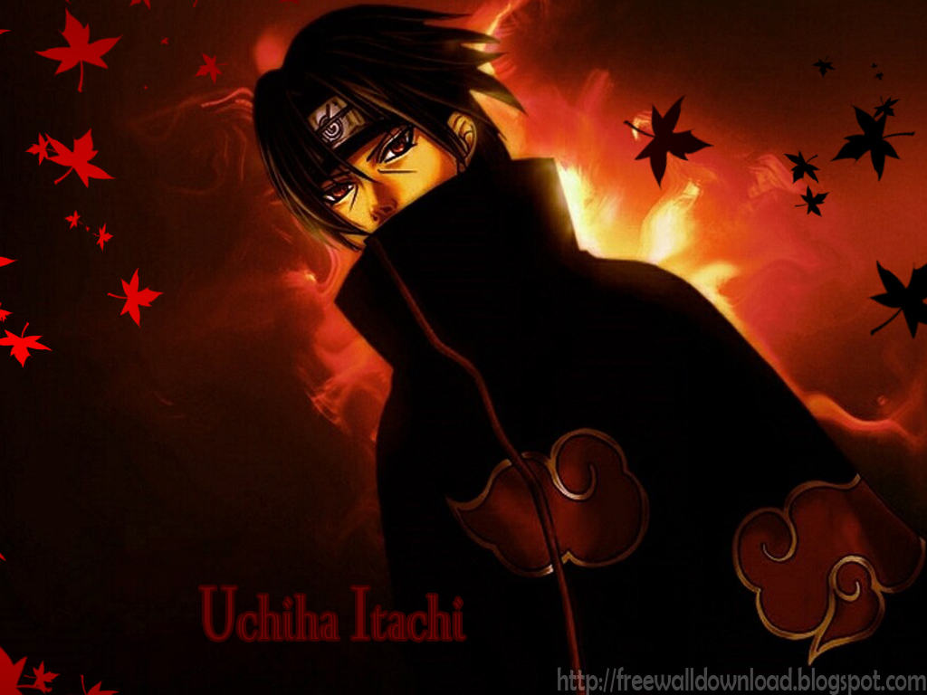Free Wallpaper Download Wallpapers Uhiha Itachi Cool