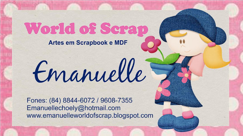 Emanuelle World of Scrap