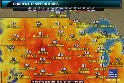 >Rare & Powerful Tornado Strikes Dexter, Michigan Amid Record Breaking March Heat Wave