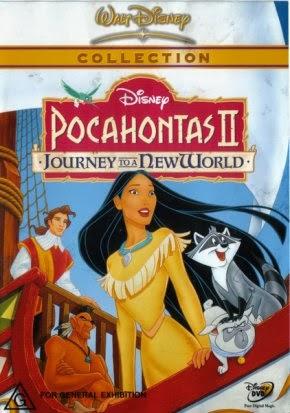 Pocahontas 2 animatedfilmreviews.filminspector.com