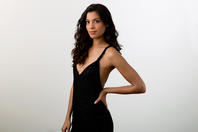 Stephanie Sigman Special Shoot for Columbia Pictures' SPECTRE 2015 Metro-Goldwyn-Mayer Studios Inc., Danjaq, LLC and Columbia Pictures Industries, Inc. All rights reserved