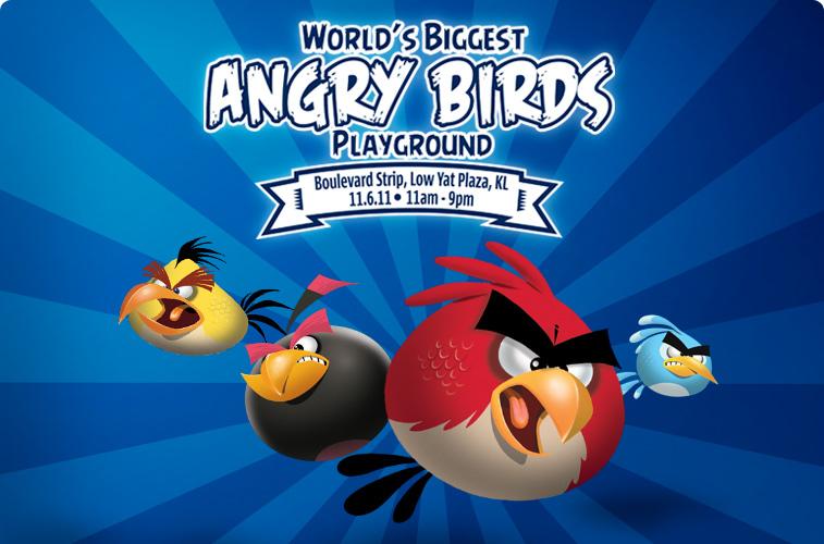 Nokia Angry Birds