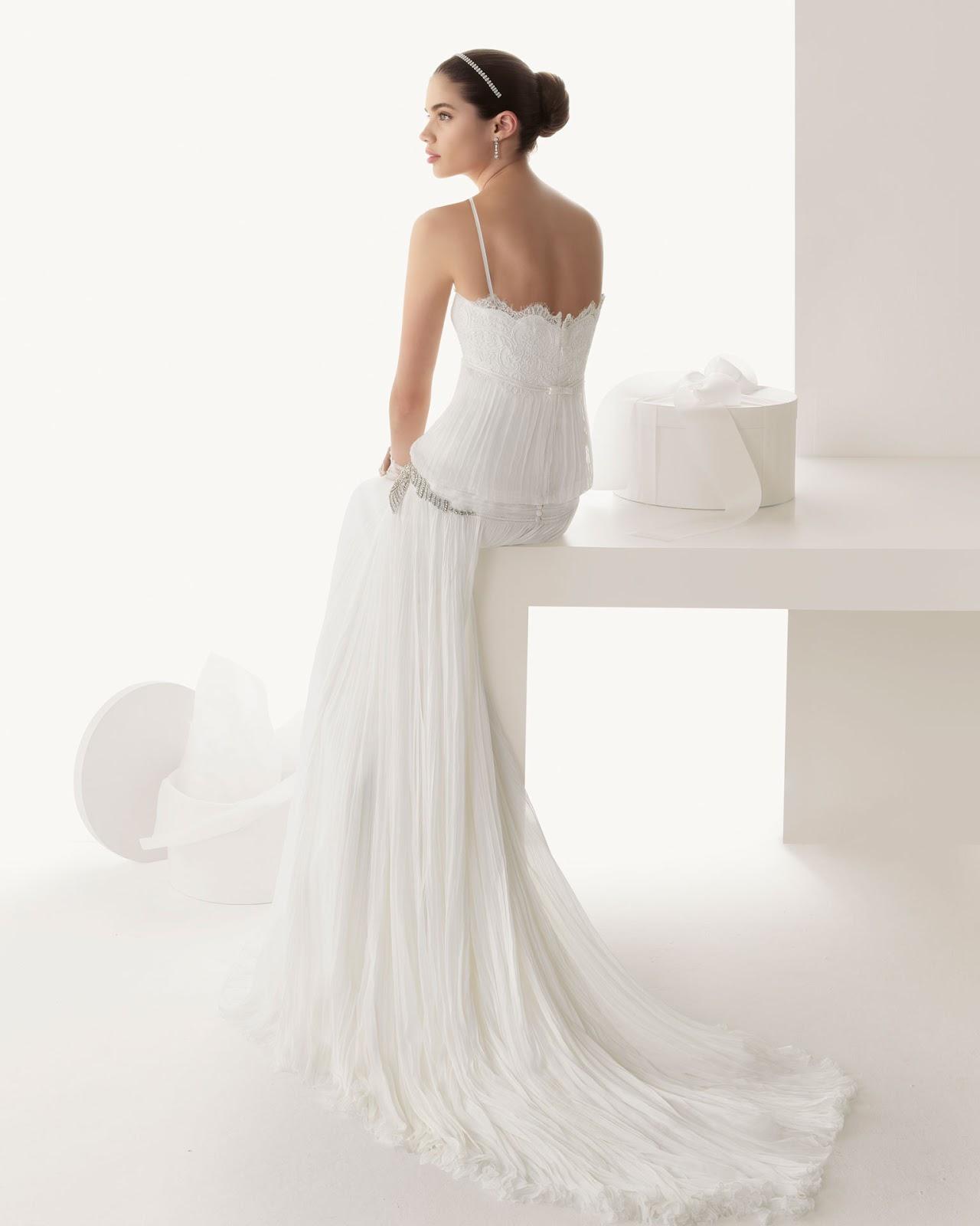 voici cette jolie robe - Robe Charleston Mariage