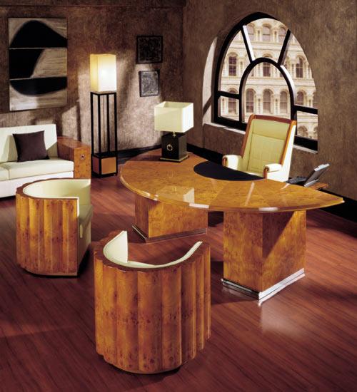Art deco furniture as