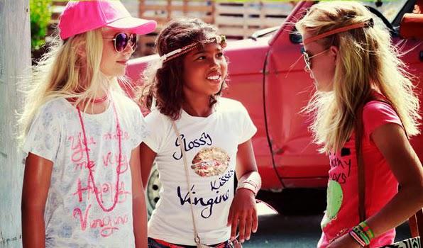 Vingino moda niña