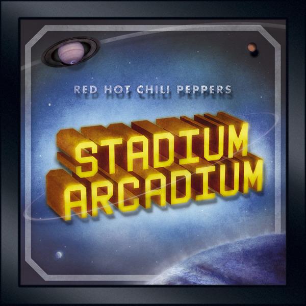 Red Hot Chili Peppers - Stadium Arcadium Cover