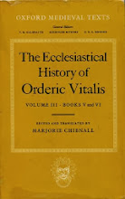The Ecclesiastical History of Orderic Vitalis