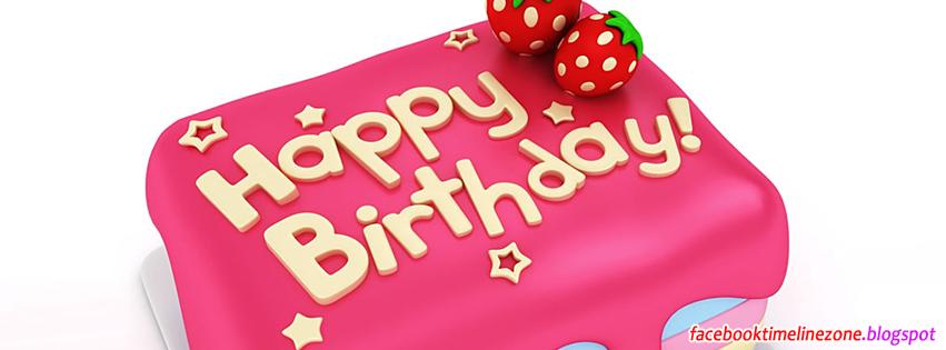 Facebook Timeline Zone Sweet Happy Birthday Wish