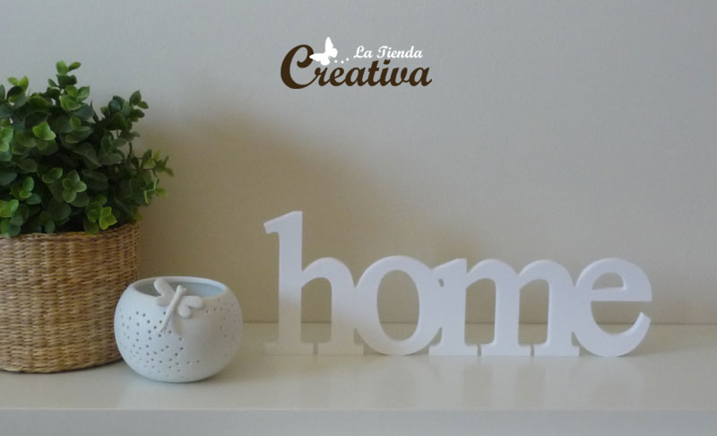 Decoracion Letras Home ~  Letras para decorar y mucho m?s Letras para decorar  Home unida