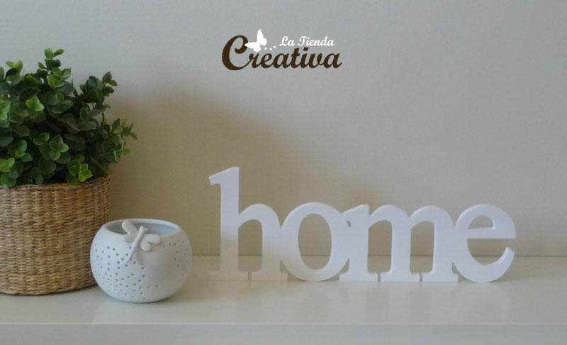 La tienda creativa letras para decorar y mucho m s - Letras para adornar ...
