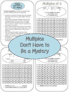 http://www.teacherspayteachers.com/Product/Multiples-Dont-Have-to-Be-a-Mystery-992436