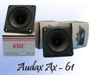 Tweeter Audax AX-61