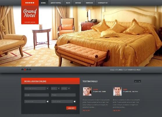 Grand Hotel Theme