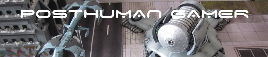 Posthuman Gamer