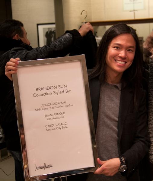Brandon Sun's Neiman Marcus event