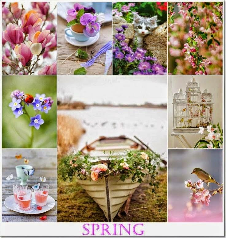brałam w tym udział - wiosna
