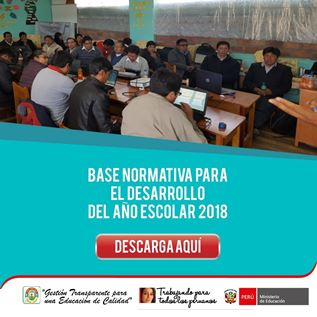 BASE NORMATIVA - 2018