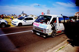 Minibus Taxi Cape Town