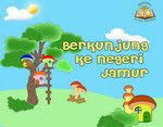 Berkunjung ke Negeri Jamur