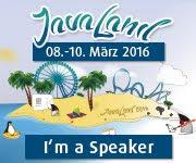 JavaLand 2016 Speaker