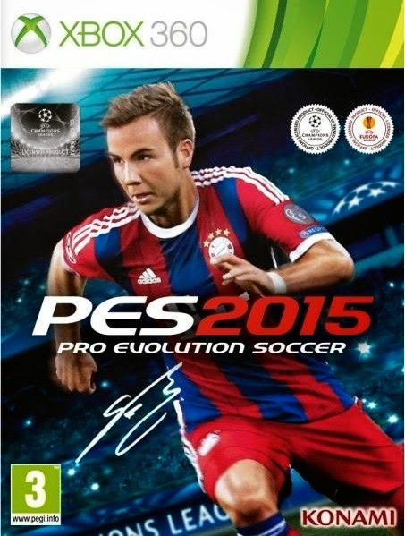 Pro Evolution Soccer 2015 Data Pack 4 0 Torrent XBOX 360