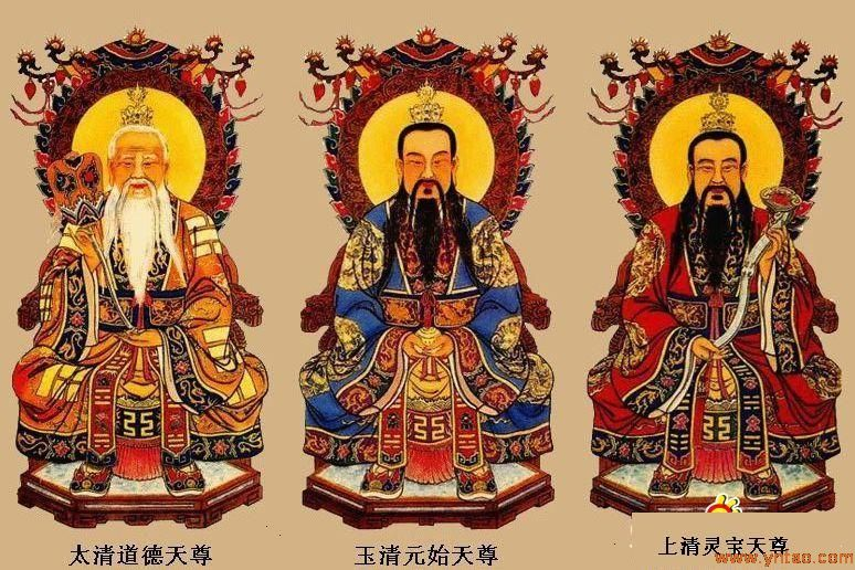 how is buddhism linked with taoism