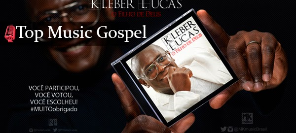 Nova capa do CD do Kleber Lucas