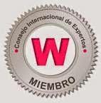 Miembro del Consejo Internacional de Expertos de WOMENALIA