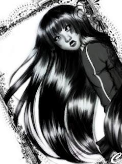 Menina (desenho)