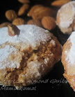 Moroccan Almond Ghoriba!
