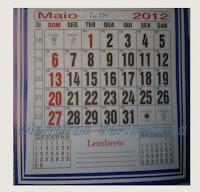 Breve história do calendário.