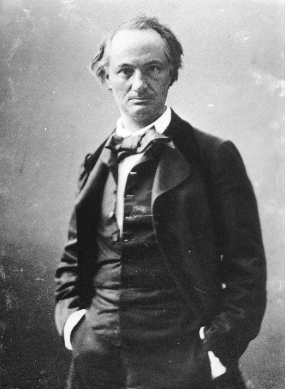 charles baudelaire A madness, an extraordinary fanaticism took possession of all these new sun-worshippers baudelaire charles baudelaire, father of modern art criticism, was.