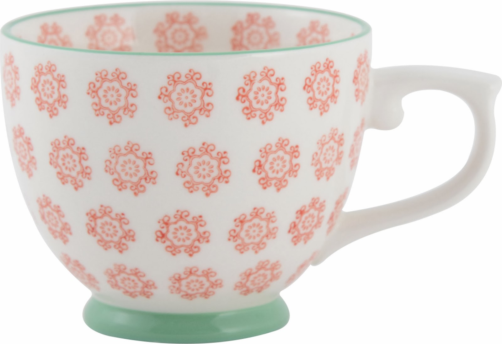 The Wanderer ethnic tea cup
