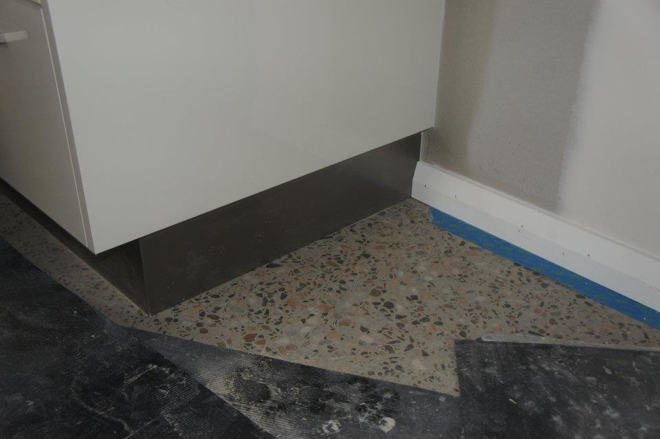 Polished Concrete - Glenmore Park NSW