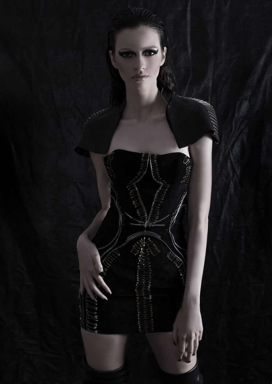 Fashion gothic clothing instructions on choosing a suitable gothic gothic stye in yasmine autumn winter 2012 2013 1g solutioingenieria Images