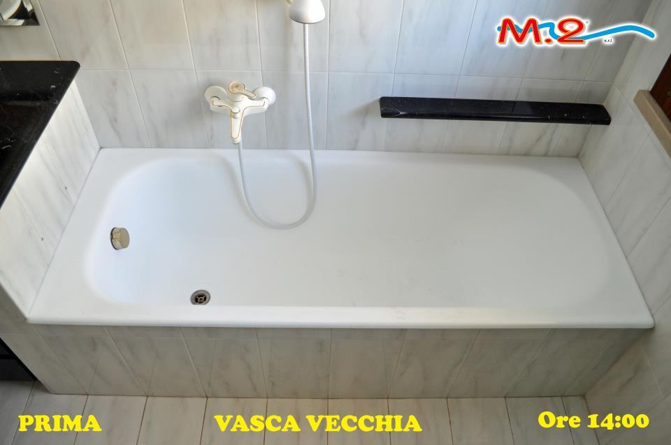 Sovrapposizione vasca da bagno | M.2 Trasformazione vasca in doccia ...