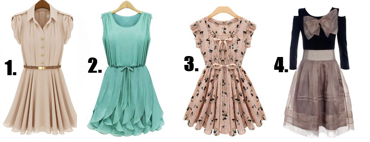 http://www.sheinside.com/Pink-Lapel-Buttons-Bandeau-Pleated-Chiffon-Dress-p-111978-cat-1727.html