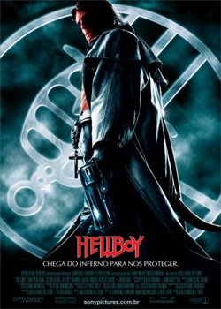 Download - Hellboy DVDRip AVI + RMVB Dublado