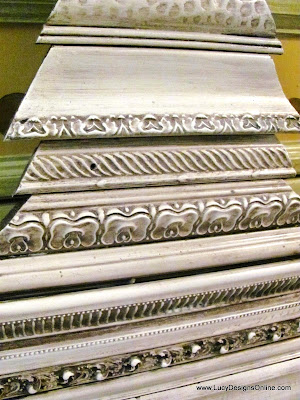 things to make with picture frame molding scraps