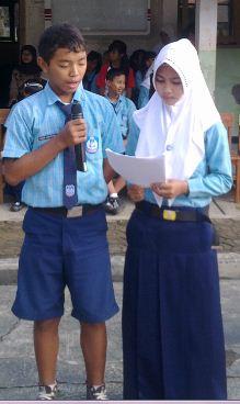 Visi: Memajukan SMPN 1 Tambakdahan agar menjadi sekolah yang