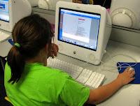 computadora para aprender.