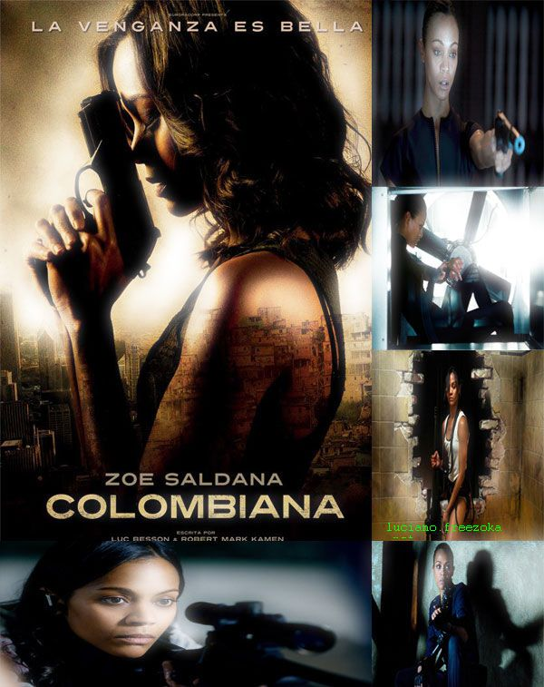 Colombiana 2011 full movie watch Live online free