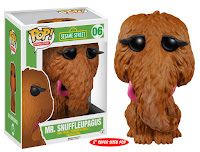Funko Pop! Mr.Snuffleupagus