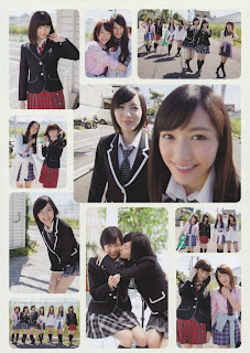 AKB48 X Weekly Playboy 2012 Next Generation 7 3