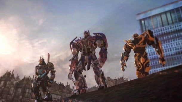 Spesifikasi PC Untuk Transformers: Rise Of The Dark Spark (Activision)