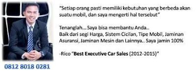 Tips Membeli Mobil Bekas |Rico Sahabat Anda 0812 8018 0281