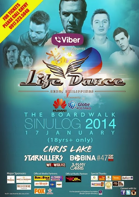 LifeDance Sinulog 2014